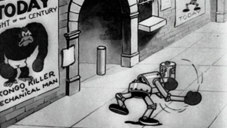 Mickys Roboter