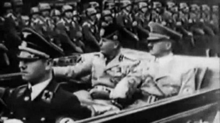 Mussolini in Deutschland