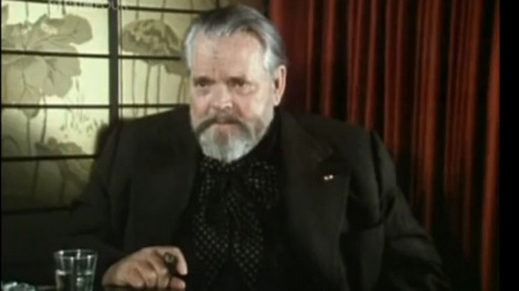 With Orson Welles: Stories from a Life in Film