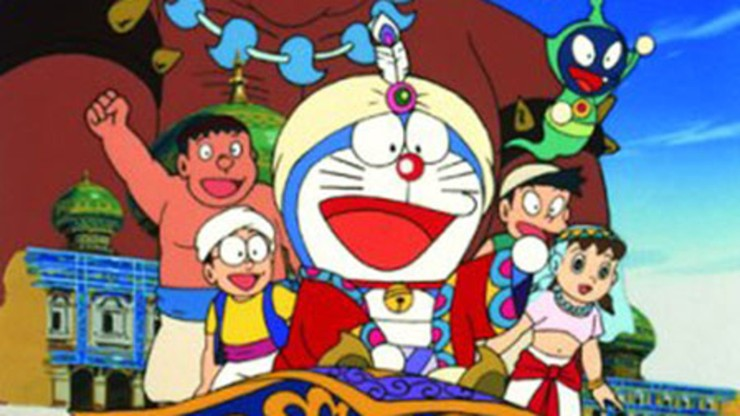 Doraemon: Nobita in Dorabian Nights