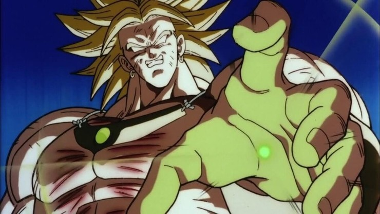 Dragon Ball Z 10: Broly – Second Coming