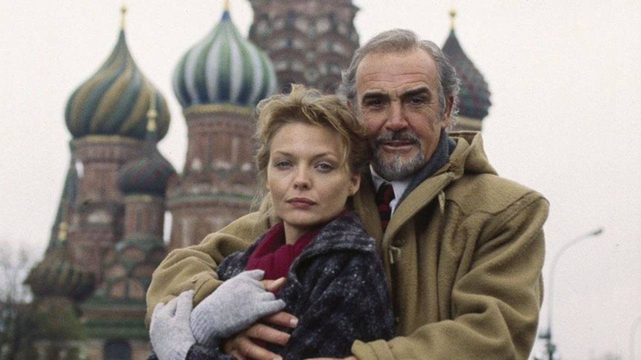 The Russia House (1990) – Drama, Romance, Thriller