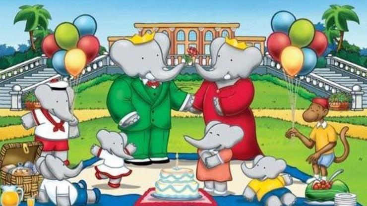 Babar, King of the Elephants