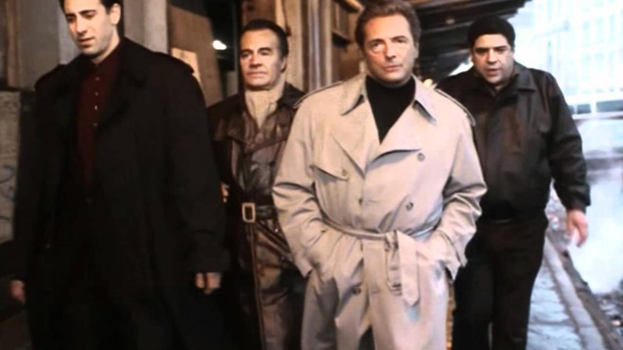Gotti 1996 - Crime - Drama - Biography