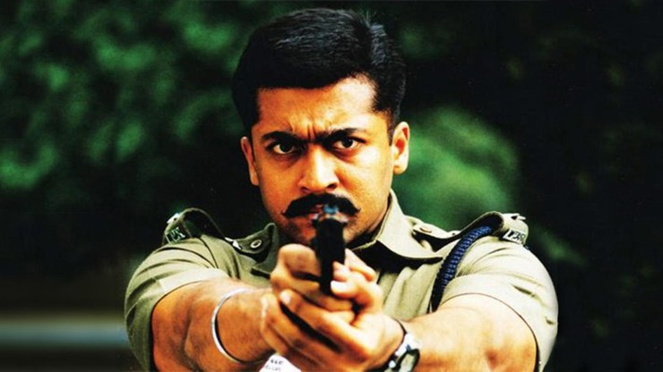 Kaakha Kaakha: The Police