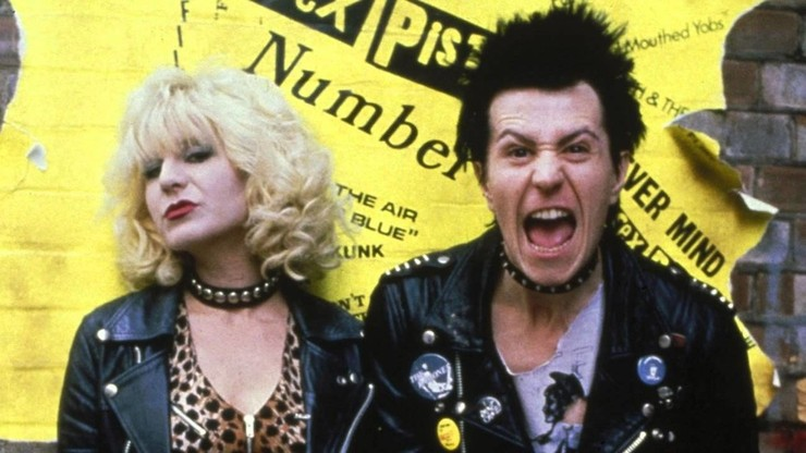 Sid & Nancy - O Amor Mata