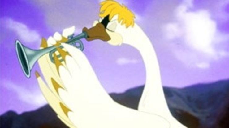 El cisne mudito