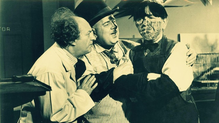 The Three Stooges: The Outlaws Is Coming