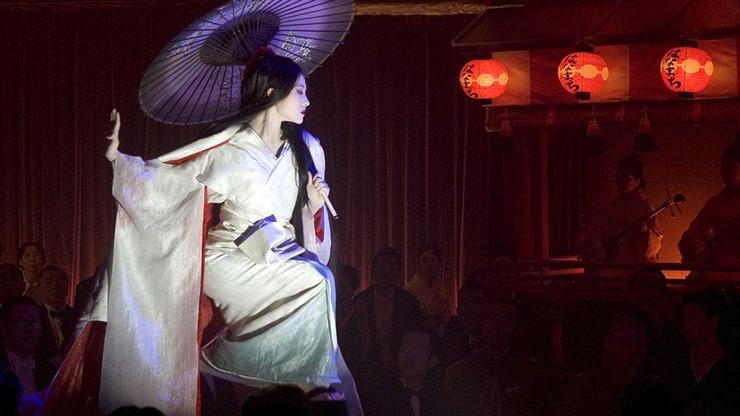 Memorias de una geisha