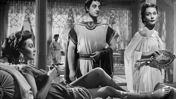 Sins of Rome, Story of Spartacus