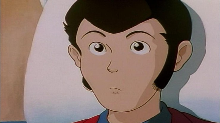 Lupin III: The Secret of Twilight Gemini
