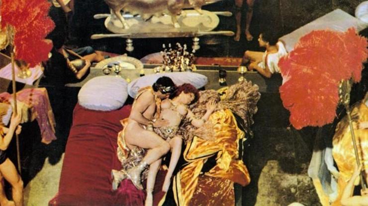 Caligula II: Messalina, Messalina
