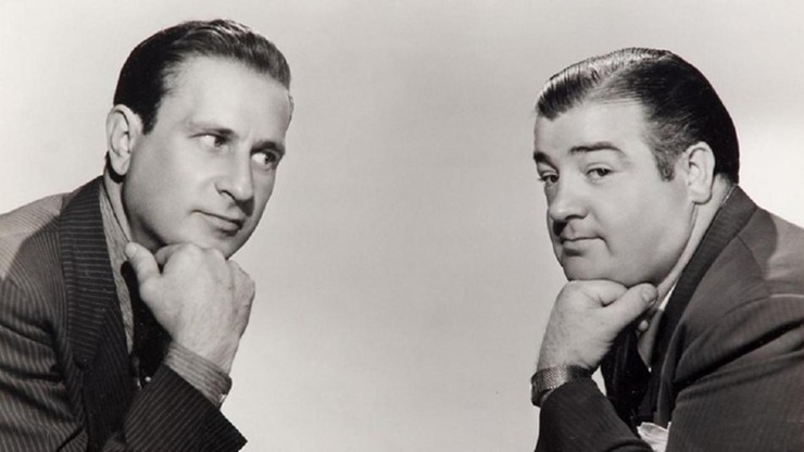 Abbott & Costello in the Movies