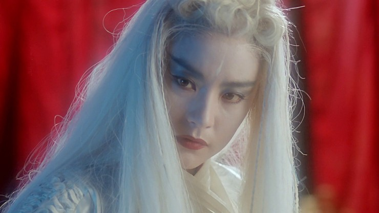La novia del cabello blanco 2