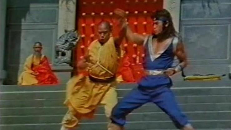 Shaolin Temple Against Lama