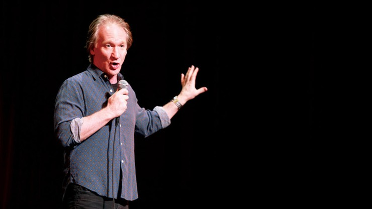 Bill Maher: Be More Cynical