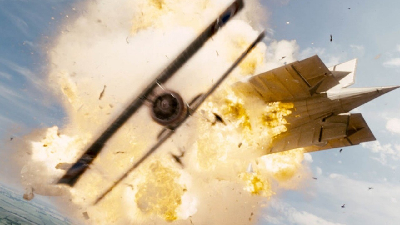 War Movie : Flyboys (2006)