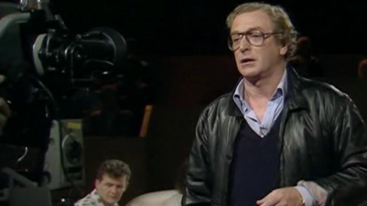 Michael Caine: Acting in Film