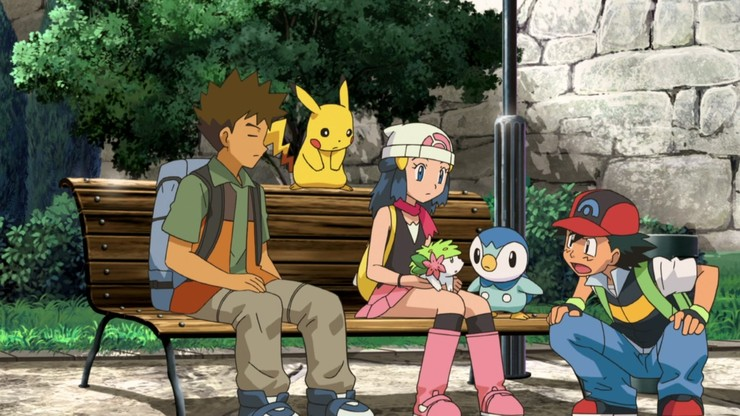 Pokémon: Giratina and The Sky Warrior