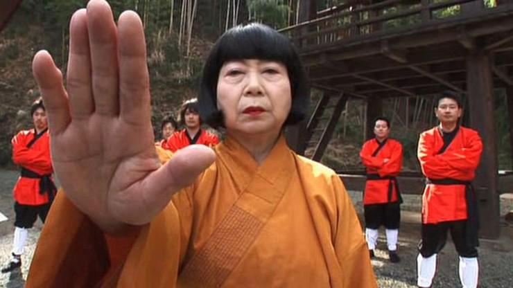 Shaolin Grandma