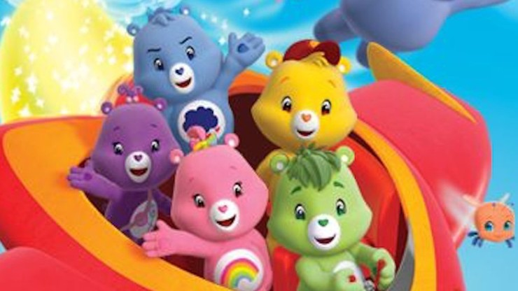 Care Bears: To the Rescue: The Movie