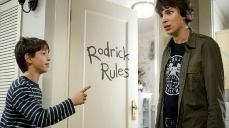 Diary of a Wimpy Kid: Rodrick Rules