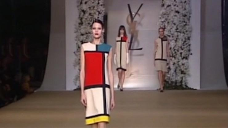 Yves Saint Laurent Featurette 10: 1965 - Homage to Mondrian by Yves Saint Laurent
