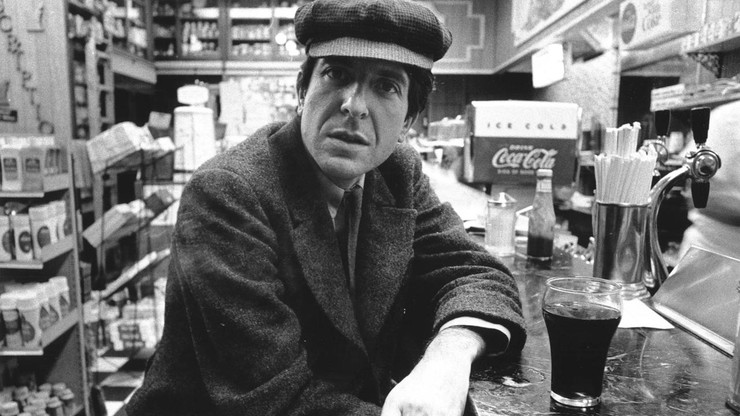 Ladies and Gentlemen... Mr. Leonard Cohen