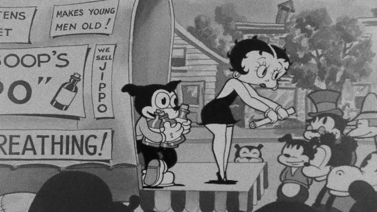 Betty Boop, M.D.