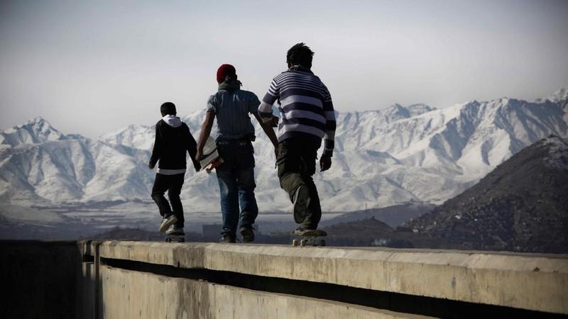 Skateistan: To Live & Skate in Kabul