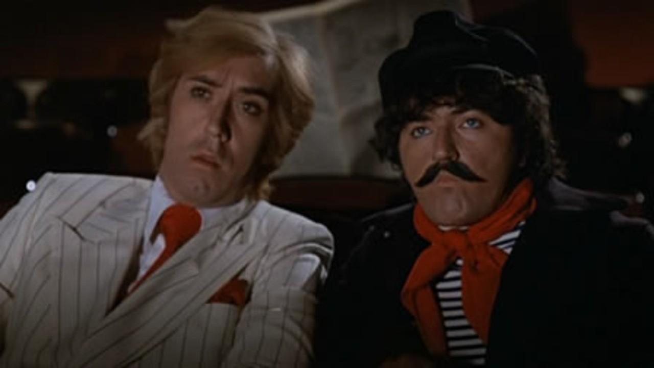 VD (advertentie opmaak - 1972) | Film, Muziek, Gormley