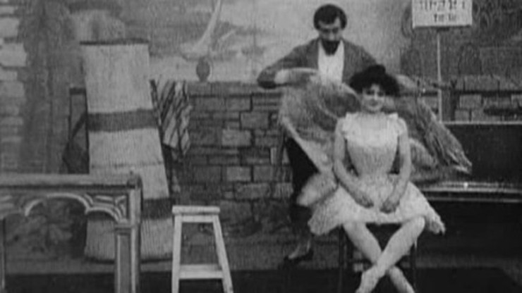 A Turn of the Century Illusionist