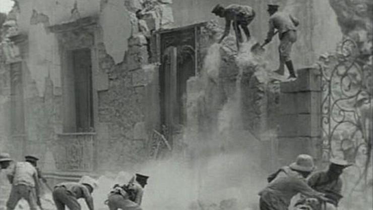 El desastre en Oaxaca