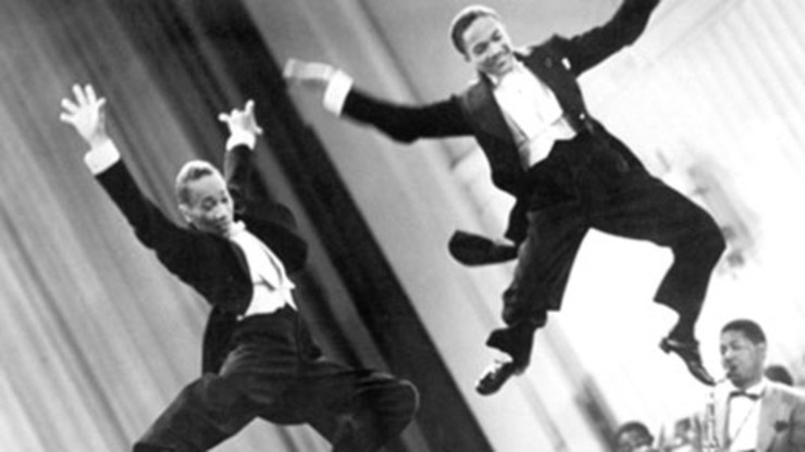 Nicholas Brothers Family Home Movies