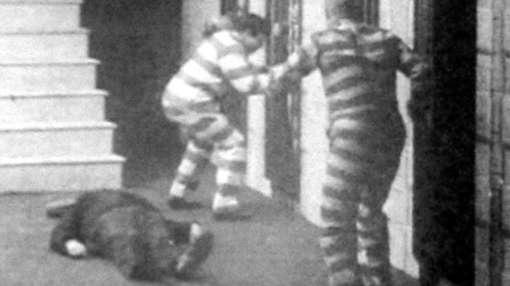 The Impossible Convicts