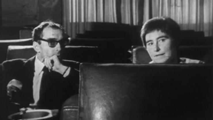 Jean-Luc Godard ou Le cinéma au défi