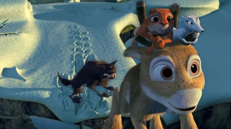 Niko: The Flight Before Christmas