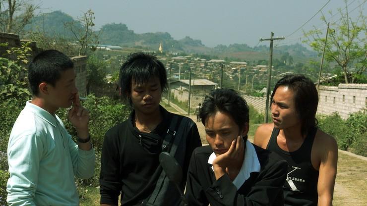 Return to Burma