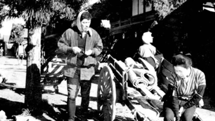 Ballad of the Cart