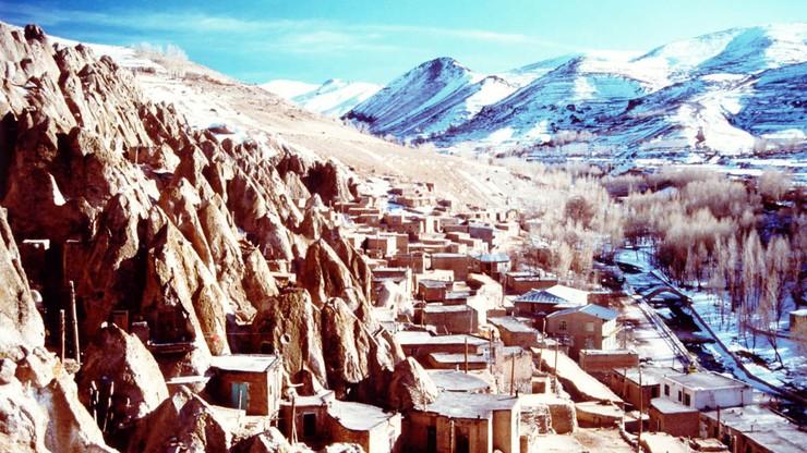 Destination of Iran