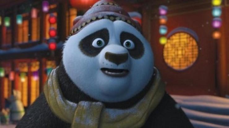 Kung Fu Panda: Bonnes fêtes