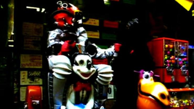 Monkey Versus Robot