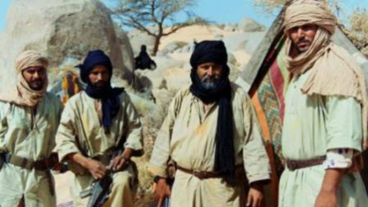 Tales From the Sahara War