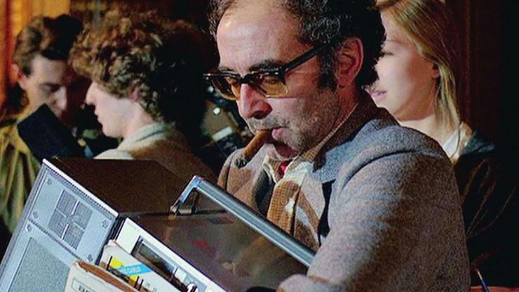 CINEMAsuisse: Jean-Luc Godard