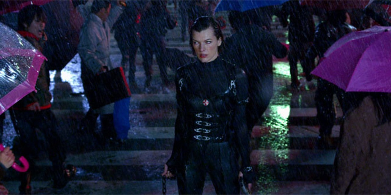 Review Paul W S Anderson S Resident Evil Retribution 3d On
